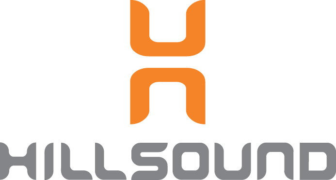 Hillsound logo outline