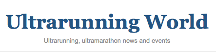 ultrarunning world logo